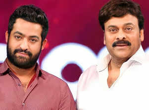 Chiranjeevi shares an update about Jr NTR's health status: He and his family members are doing well