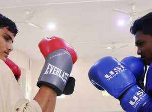 Kolkata filmmaker duo's documentary on a blind boxer represents a ray of hope!