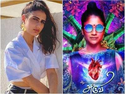 Fatima on starring in Hindi remake of Aruvi