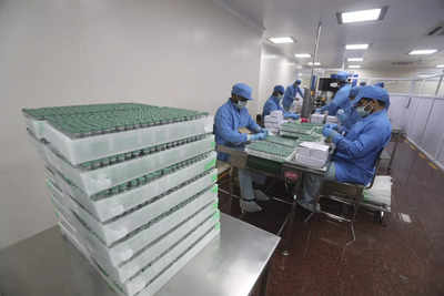 Serum Says It Will Increase Monthly Production By 10 Crore In August, Bharat Biotech Promises 7.8 Crore | India News