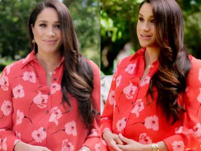 Meghan Markle's shirt dress is perfect