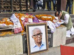 Assamese litterateur Homen Borgohain dies at 89