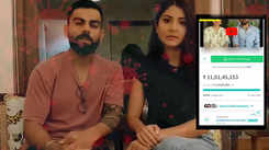 Fight against COVID-19! Anushka Sharma and Virat Kohli hit new fundraising target of Rs 11 crore ahead of schedule