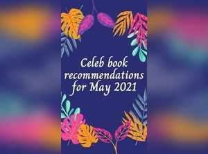 Book recommendations for May