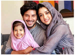 Dulquer Salmaan extends Eid wishes to fans