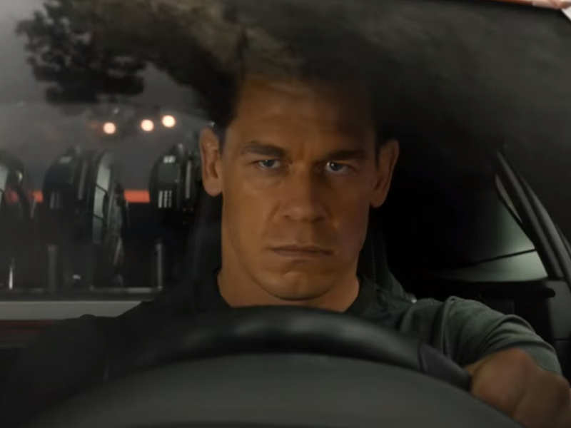 'Fast and Furious' star John Cena shares some amazing trivia for Fast9 fans with his latest series