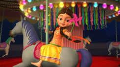 Telugu Kids Poem: Nursery Song in Telugu 'Gurram Gurram Gurram'