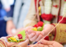 The seven Pheras of Indian marriage