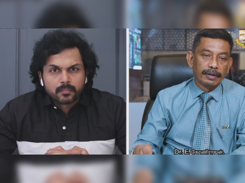 Karthi collaborates with GCC to clear doubts regarding COVID-19