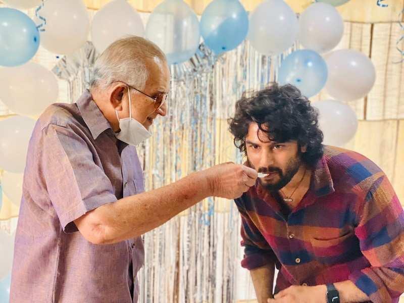 Never valued birthday celebrations like this before: Sudheer Babu