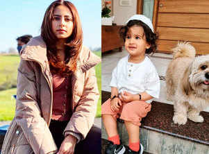Sargun Mehta shares the cutest Eid greeting for her fans