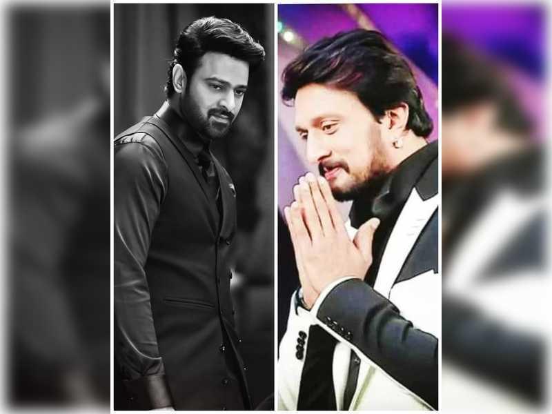 Kichcha Sudeep to join the cast of the Prabhas' next film?