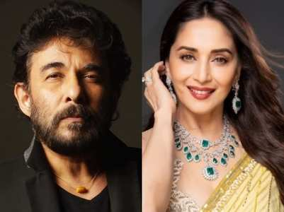 Deepak Tijori: I want to direct Madhuri Dixit