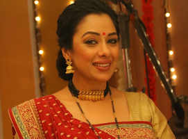 Rupali Ganguly on Anupamaa's slip in TRP