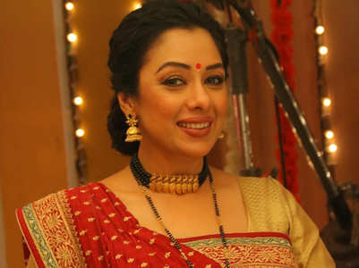 Rupali Ganguly on Anupamaa's slip in TRP