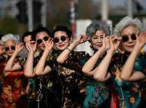 Meet China's fashion grandmas