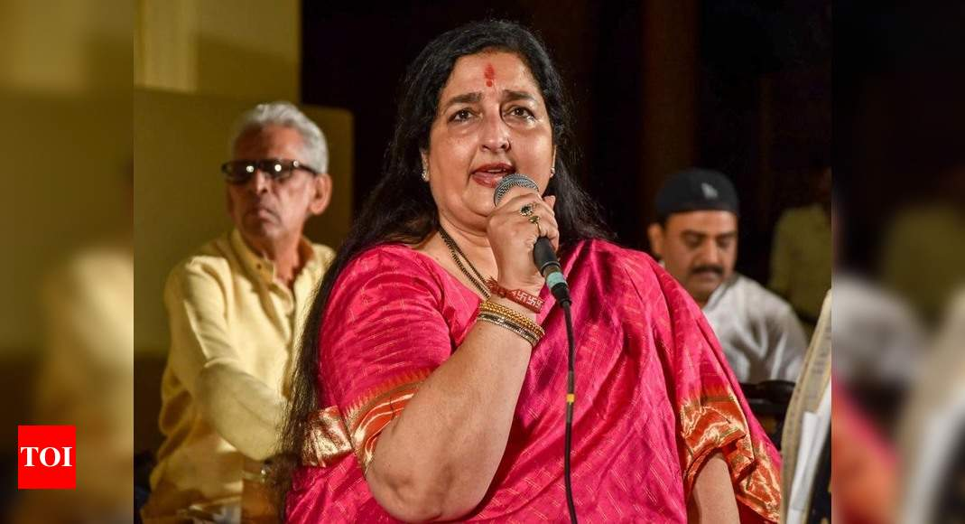 Singer Anuradha Paudwal donates oxygen concentrators to hospitals: It is our moral duty to help if you have the means to do it – Times of India