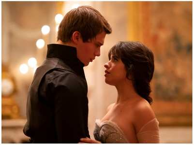 Camila Cabello's 'Cinderella' first look
