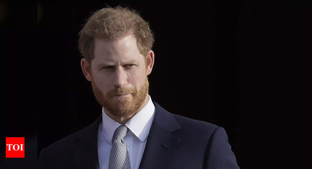 Prince Harry: Moved to US to 'break cycle' of family 'pain and suffering'