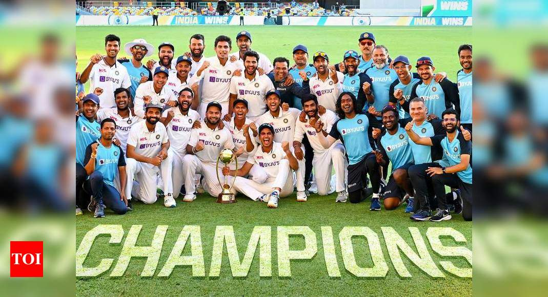 Steely resolve, unwavering focus made India No. 1 in Test cricket: Ravi Shastri | Cricket News – Times of India