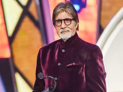 Amitabh Bachchan orders 50 O2 concentrators