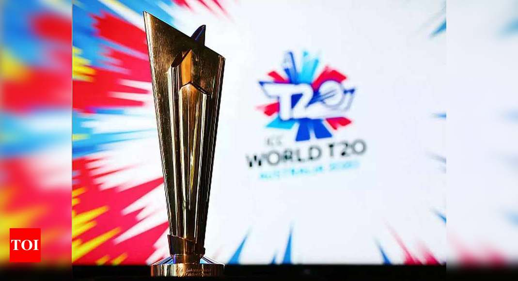 ICC considering expanding T20 World Cup to 20 teams: Report   Cricket News – Times of India