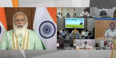 PM Modi releases the 8th installment of the financial benefit under the PM-Kisan scheme | India News