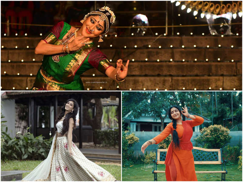 These dance videos of your favourite Mollywood celebrities are sure to cheer you up!