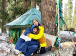 Sara Ali Khan shares an unseen picture with brother Ibrahim, wishes fans on Eid