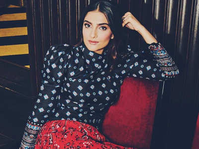 Sonam blocks troll who mocked her Eid post