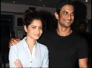Ankita: SSR is my favourite co-star