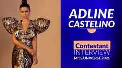 Adline Castelino's Official Miss Universe Interview