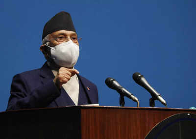 KP Sharma Oli was sworn in as Prime Minister of Nepal | India News