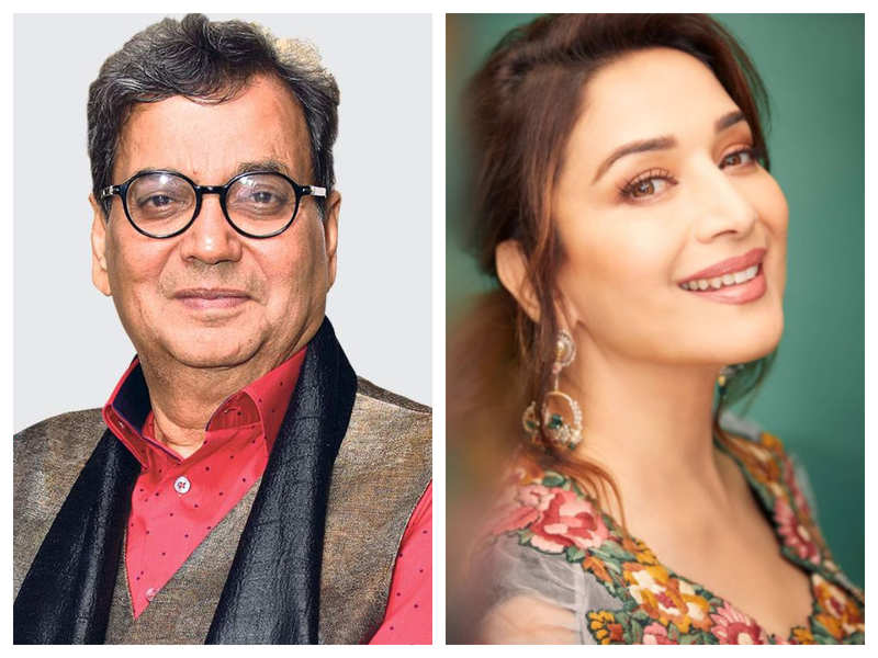 Subhash Ghai: There is and always will be only one Madhuri Dixit