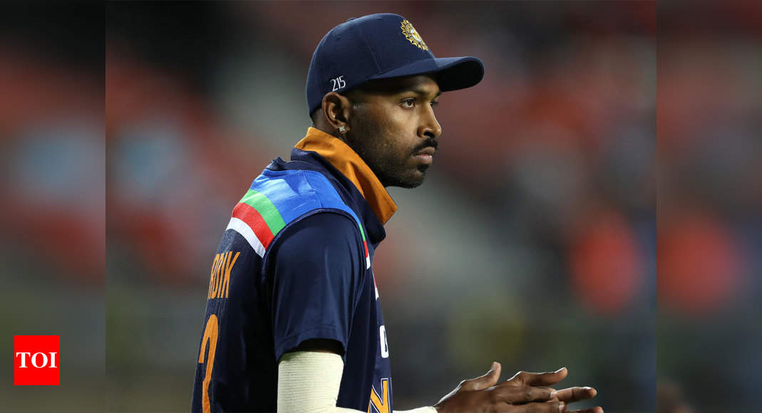 Hardik Pandya doesn't fit into playing XI even in ODIs and T20s if he can't bowl: Sarandeep Singh   Cricket News – Times of India