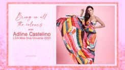 #GlamAlert: Check Out Adline Castelino In This Ravishing Ensemble!