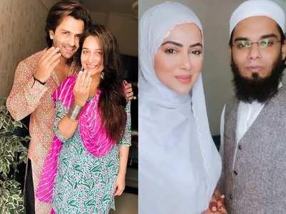 Sana, Dipika: TV celebs celebrate Eid at home