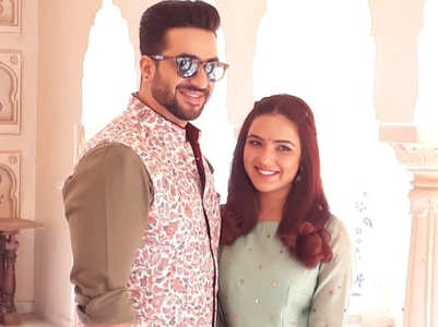 Aly Goni's expensive gift for Jasmin on Eid