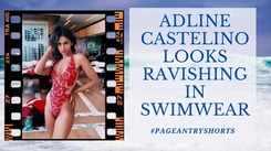 Adline Castelino Sets The Internet On Fire With Her Swimwear!