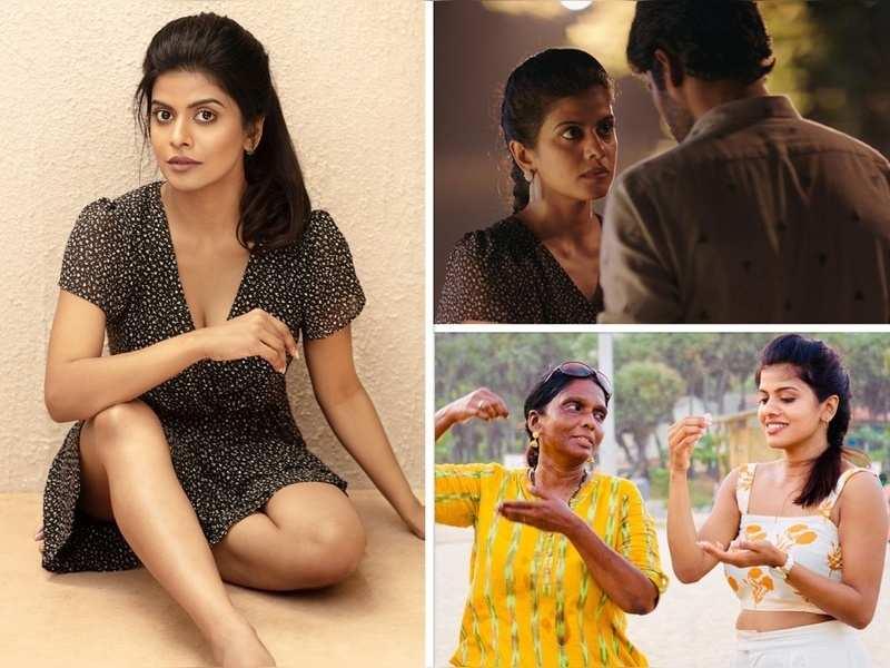 Singer Swagatha wraps up shooting for her debut film Kaayal