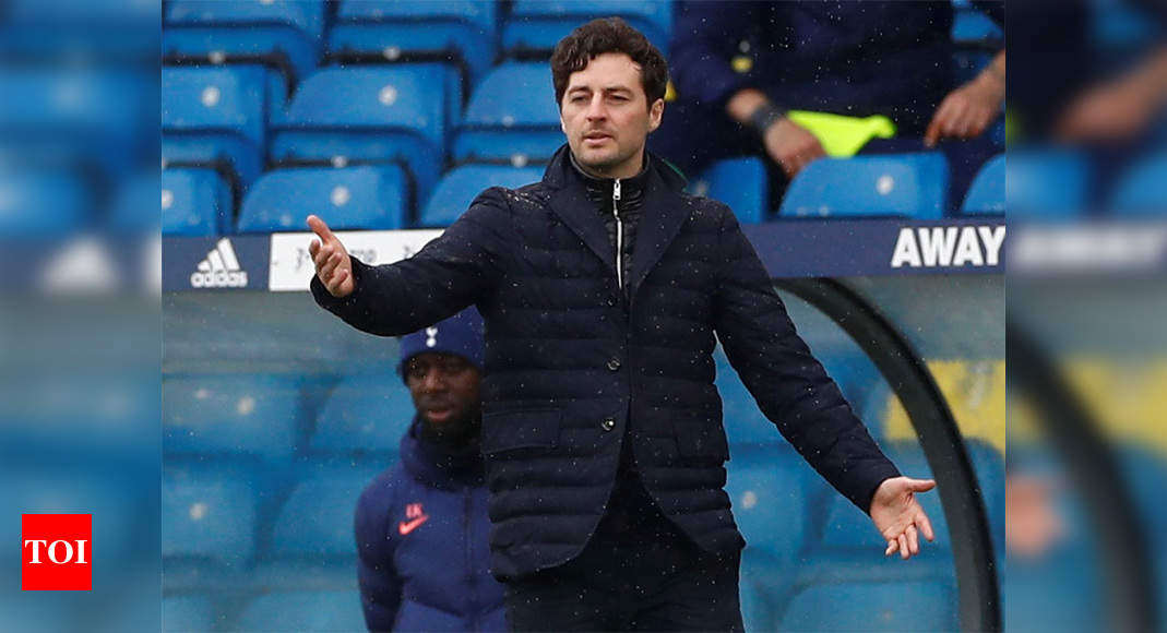 Interim boss Mason open to staying at Spurs in coaching role   Football News – Times of India