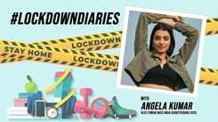 Angela Kumar Shares Her Fitness Secrets,Skincare Routine And More: Lockdown Diaries!