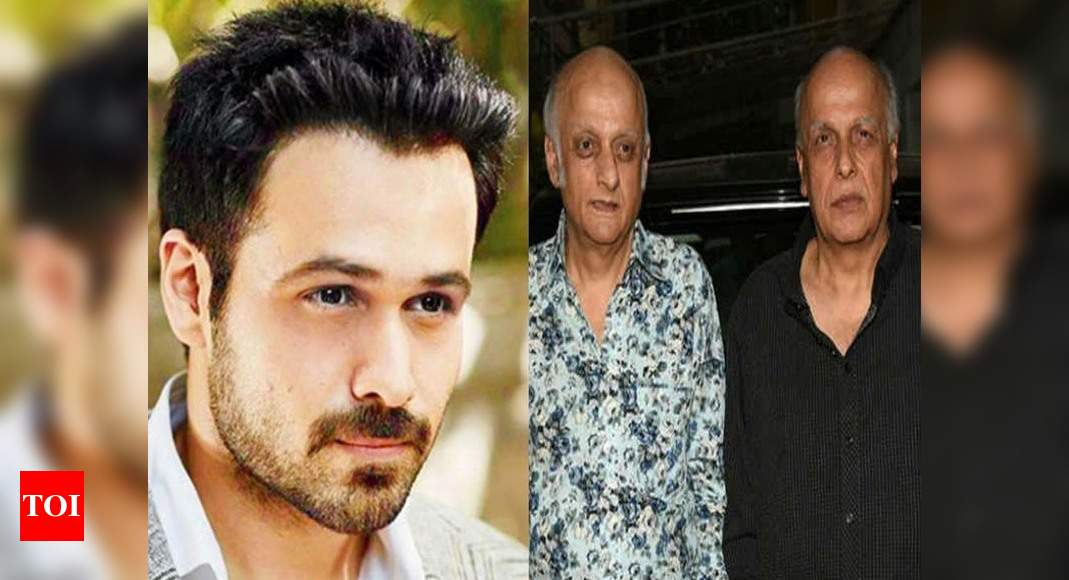 """Exclusive! Emraan Hashmi Opens Up on the Mahesh Bhatt-Mukesh Bhatt Split: """"All good and bad things come to an end"""" – Times of India"""