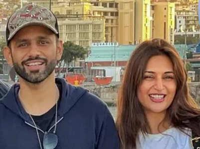 Rahul praises Divyanka for doing stunt well
