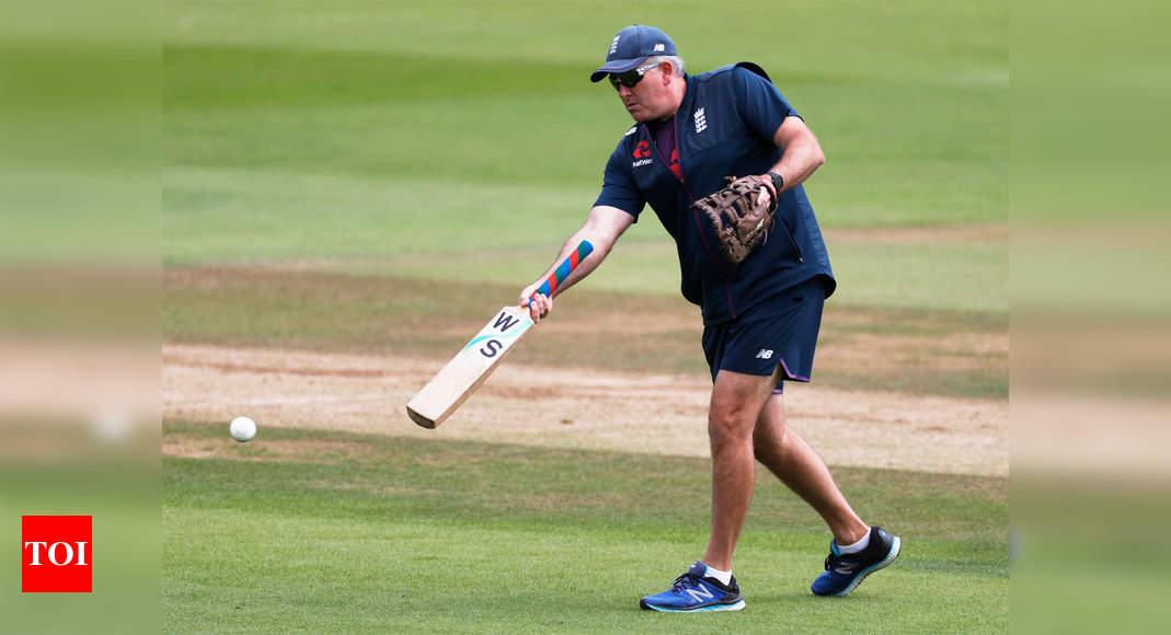 England coach Chris Silverwood to take a break during Sri Lanka and Pakistan ODIs   Cricket News – Times of India
