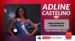 Adline Castelino Debuts On The Miss Universe Stage