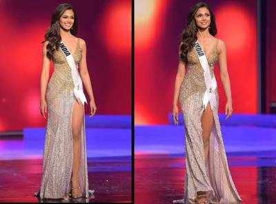 LIVA Miss Diva Universe 2020 Adline Castelino