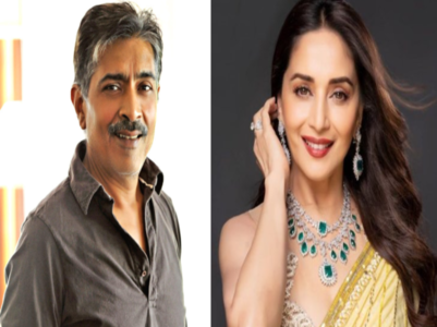Prakash Jha: Madhuri is a director's delight