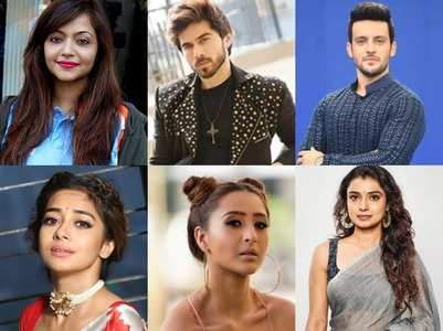 TV celebs living alone, miss their families