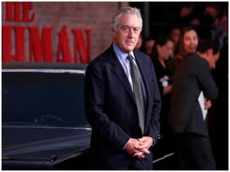 Robert De Niro's leg injury won't impact filming of 'Killers of the Flower Moon'